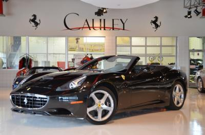 Used 2013 Ferrari California Used 2013 Ferrari California for sale Sold at Cauley Ferrari in West Bloomfield MI 34