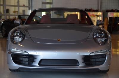 Used 2014 Porsche 911 Carrera S Used 2014 Porsche 911 Carrera S for sale Sold at Cauley Ferrari in West Bloomfield MI 3