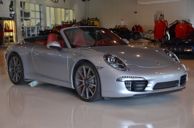 Used 2014 Porsche 911 Carrera S Used 2014 Porsche 911 Carrera S for sale Sold at Cauley Ferrari in West Bloomfield MI 4