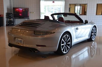 Used 2014 Porsche 911 Carrera S Used 2014 Porsche 911 Carrera S for sale Sold at Cauley Ferrari in West Bloomfield MI 6