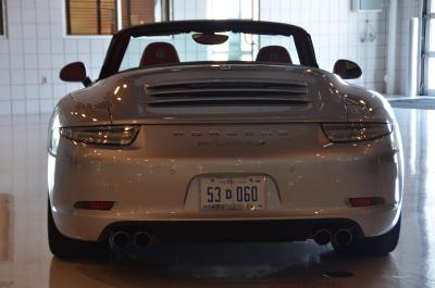 Used 2014 Porsche 911 Carrera S Used 2014 Porsche 911 Carrera S for sale Sold at Cauley Ferrari in West Bloomfield MI 7