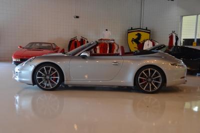 Used 2014 Porsche 911 Carrera S Used 2014 Porsche 911 Carrera S for sale Sold at Cauley Ferrari in West Bloomfield MI 9