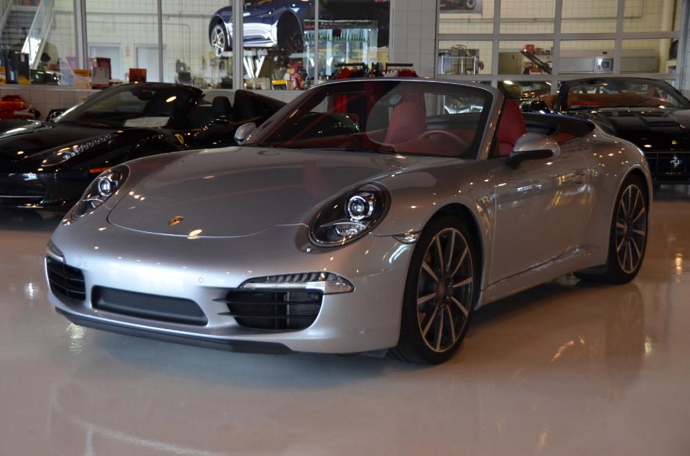 Used 2014 Porsche 911 Carrera S