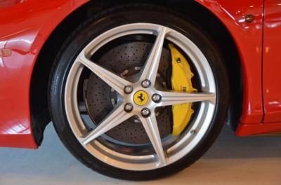 Used 2014 Ferrari 458 Spider Used 2014 Ferrari 458 Spider for sale Sold at Cauley Ferrari in West Bloomfield MI 12