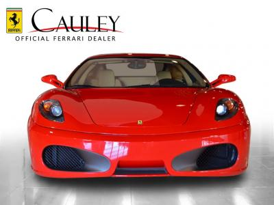 Used 2006 Ferrari F430 F1 Coupe Used 2006 Ferrari F430 F1 Coupe for sale Sold at Cauley Ferrari in West Bloomfield MI 3