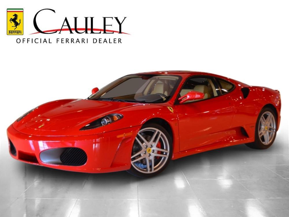 Used 2006 Ferrari F430 F1 Coupe