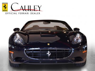 Used 2011 Ferrari California Used 2011 Ferrari California for sale Sold at Cauley Ferrari in West Bloomfield MI 3