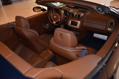 Used 2011 Ferrari California Used 2011 Ferrari California for sale Sold at Cauley Ferrari in West Bloomfield MI 32