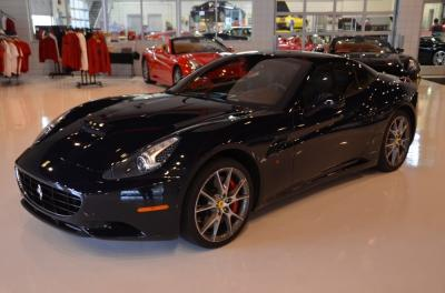 Used 2011 Ferrari California Used 2011 Ferrari California for sale Sold at Cauley Ferrari in West Bloomfield MI 34