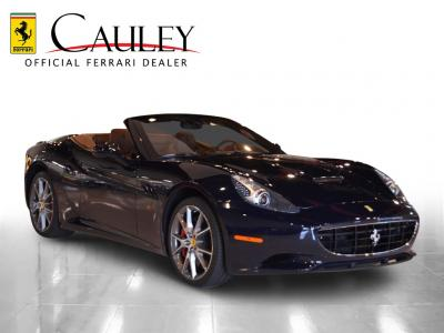 Used 2011 Ferrari California Used 2011 Ferrari California for sale Sold at Cauley Ferrari in West Bloomfield MI 4