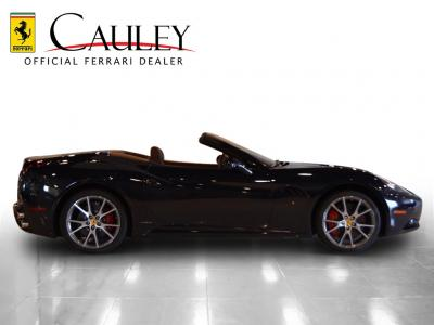 Used 2011 Ferrari California Used 2011 Ferrari California for sale Sold at Cauley Ferrari in West Bloomfield MI 5