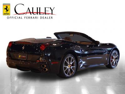 Used 2011 Ferrari California Used 2011 Ferrari California for sale Sold at Cauley Ferrari in West Bloomfield MI 6