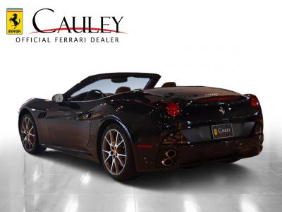 Used 2011 Ferrari California Used 2011 Ferrari California for sale Sold at Cauley Ferrari in West Bloomfield MI 8