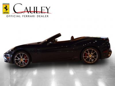 Used 2011 Ferrari California Used 2011 Ferrari California for sale Sold at Cauley Ferrari in West Bloomfield MI 9