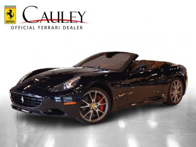Used 2011 Ferrari California Used 2011 Ferrari California for sale Sold at Cauley Ferrari in West Bloomfield MI 1