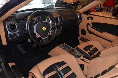 Used 2008 Ferrari F430 F1 Spider Used 2008 Ferrari F430 F1 Spider for sale Sold at Cauley Ferrari in West Bloomfield MI 19