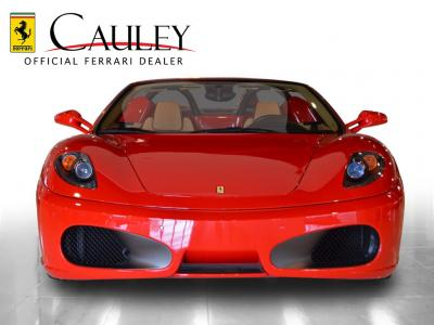 Used 2008 Ferrari F430 F1 Spider Used 2008 Ferrari F430 F1 Spider for sale Sold at Cauley Ferrari in West Bloomfield MI 3
