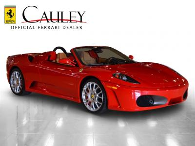 Used 2008 Ferrari F430 F1 Spider Used 2008 Ferrari F430 F1 Spider for sale Sold at Cauley Ferrari in West Bloomfield MI 4