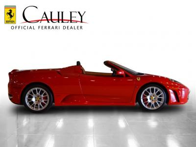 Used 2008 Ferrari F430 F1 Spider Used 2008 Ferrari F430 F1 Spider for sale Sold at Cauley Ferrari in West Bloomfield MI 5