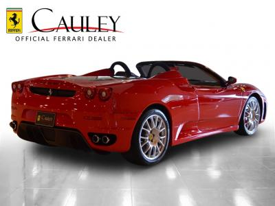 Used 2008 Ferrari F430 F1 Spider Used 2008 Ferrari F430 F1 Spider for sale Sold at Cauley Ferrari in West Bloomfield MI 6