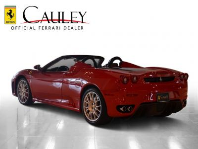 Used 2008 Ferrari F430 F1 Spider Used 2008 Ferrari F430 F1 Spider for sale Sold at Cauley Ferrari in West Bloomfield MI 8