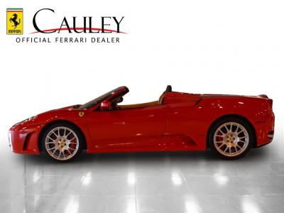 Used 2008 Ferrari F430 F1 Spider Used 2008 Ferrari F430 F1 Spider for sale Sold at Cauley Ferrari in West Bloomfield MI 9