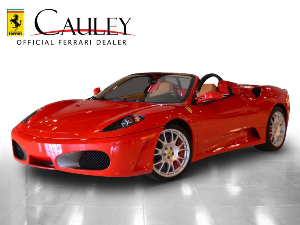 Used 2008 Ferrari F430 F1 Spider