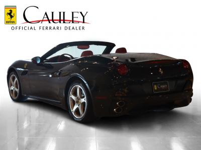 Used 2010 Ferrari California Used 2010 Ferrari California for sale Sold at Cauley Ferrari in West Bloomfield MI 9