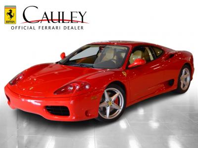 Used 1999 Ferrari 360 Modena F1 Used 1999 Ferrari 360 Modena F1 for sale Sold at Cauley Ferrari in West Bloomfield MI 10