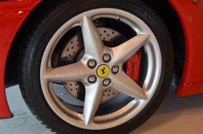 Used 1999 Ferrari 360 Modena F1 Used 1999 Ferrari 360 Modena F1 for sale Sold at Cauley Ferrari in West Bloomfield MI 13