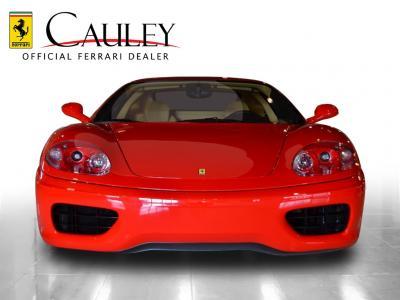 Used 1999 Ferrari 360 Modena F1 Used 1999 Ferrari 360 Modena F1 for sale Sold at Cauley Ferrari in West Bloomfield MI 3