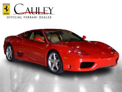 Used 1999 Ferrari 360 Modena F1 Used 1999 Ferrari 360 Modena F1 for sale Sold at Cauley Ferrari in West Bloomfield MI 4