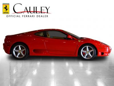 Used 1999 Ferrari 360 Modena F1 Used 1999 Ferrari 360 Modena F1 for sale Sold at Cauley Ferrari in West Bloomfield MI 5