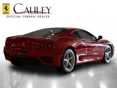 Used 1999 Ferrari 360 Modena F1 Used 1999 Ferrari 360 Modena F1 for sale Sold at Cauley Ferrari in West Bloomfield MI 6