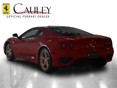 Used 1999 Ferrari 360 Modena F1 Used 1999 Ferrari 360 Modena F1 for sale Sold at Cauley Ferrari in West Bloomfield MI 8