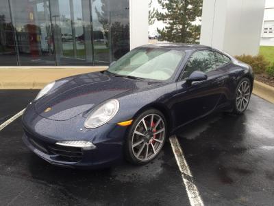 Used 2012 Porsche 911 Carrera S Used 2012 Porsche 911 Carrera S for sale Sold at Cauley Ferrari in West Bloomfield MI 1