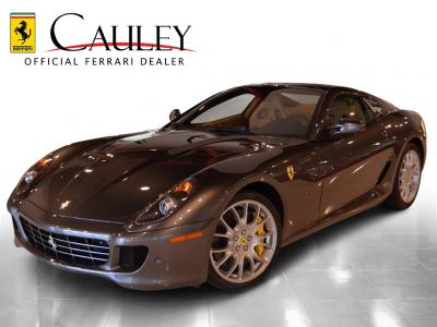 Used 2007 Ferrari 599 GTB Fiorano F1 Used 2007 Ferrari 599 GTB Fiorano F1 for sale Sold at Cauley Ferrari in West Bloomfield MI 10