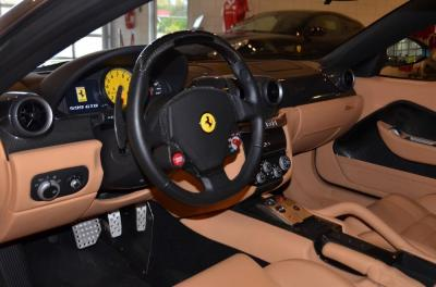Used 2007 Ferrari 599 GTB Fiorano F1 Used 2007 Ferrari 599 GTB Fiorano F1 for sale Sold at Cauley Ferrari in West Bloomfield MI 20