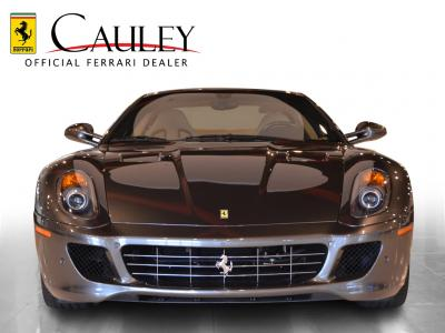 Used 2007 Ferrari 599 GTB Fiorano F1 Used 2007 Ferrari 599 GTB Fiorano F1 for sale Sold at Cauley Ferrari in West Bloomfield MI 3