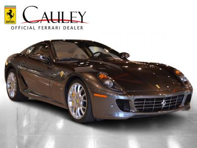 Used 2007 Ferrari 599 GTB Fiorano F1 Used 2007 Ferrari 599 GTB Fiorano F1 for sale Sold at Cauley Ferrari in West Bloomfield MI 4