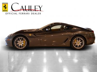 Used 2007 Ferrari 599 GTB Fiorano F1 Used 2007 Ferrari 599 GTB Fiorano F1 for sale Sold at Cauley Ferrari in West Bloomfield MI 9