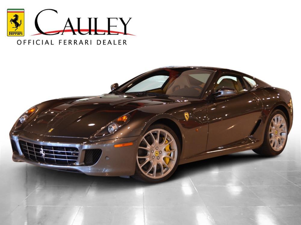 Used 2007 Ferrari 599 GTB Fiorano F1