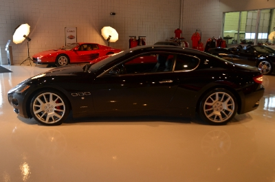 Used 2008 Maserati GranTurismo Used 2008 Maserati GranTurismo for sale Sold at Cauley Ferrari in West Bloomfield MI 10