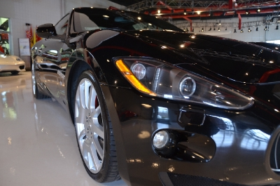Used 2008 Maserati GranTurismo Used 2008 Maserati GranTurismo for sale Sold at Cauley Ferrari in West Bloomfield MI 16
