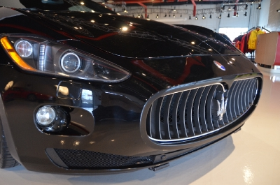 Used 2008 Maserati GranTurismo Used 2008 Maserati GranTurismo for sale Sold at Cauley Ferrari in West Bloomfield MI 17