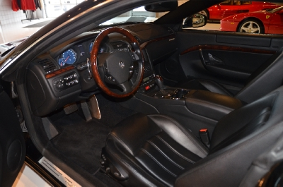 Used 2008 Maserati GranTurismo Used 2008 Maserati GranTurismo for sale Sold at Cauley Ferrari in West Bloomfield MI 18