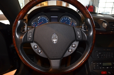 Used 2008 Maserati GranTurismo Used 2008 Maserati GranTurismo for sale Sold at Cauley Ferrari in West Bloomfield MI 23