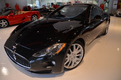 Used 2008 Maserati GranTurismo Used 2008 Maserati GranTurismo for sale Sold at Cauley Ferrari in West Bloomfield MI 3