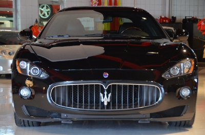Used 2008 Maserati GranTurismo Used 2008 Maserati GranTurismo for sale Sold at Cauley Ferrari in West Bloomfield MI 4