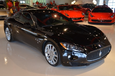 Used 2008 Maserati GranTurismo Used 2008 Maserati GranTurismo for sale Sold at Cauley Ferrari in West Bloomfield MI 5